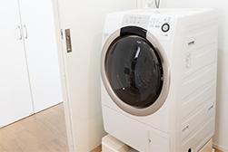 洗濯(洗う&干す)